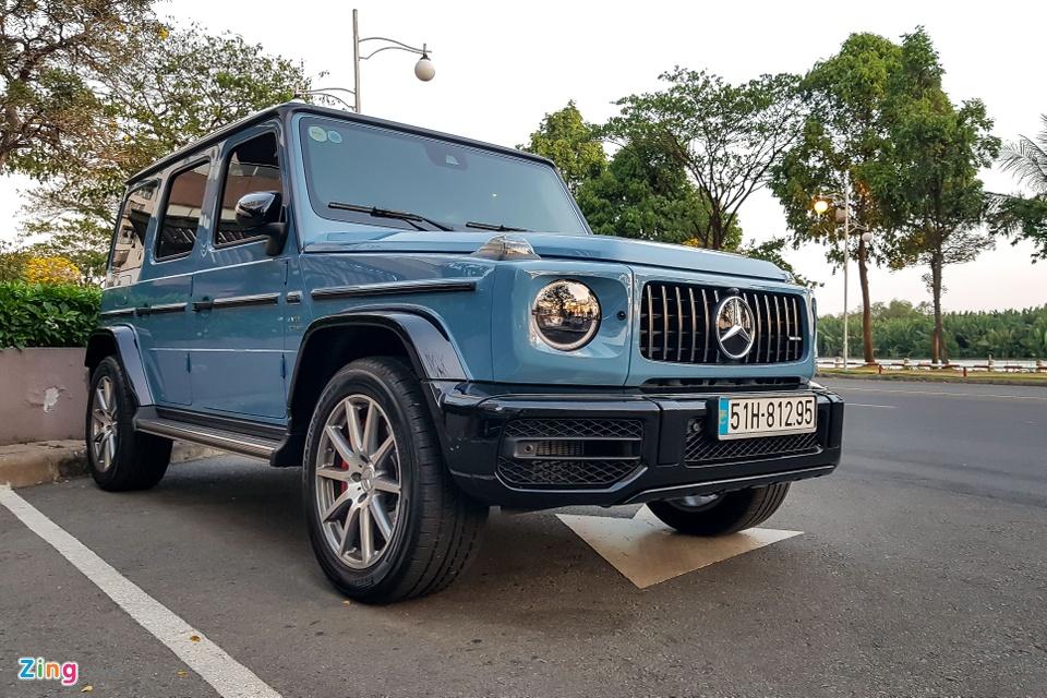 xe sang Mercedes-Benz anh 3