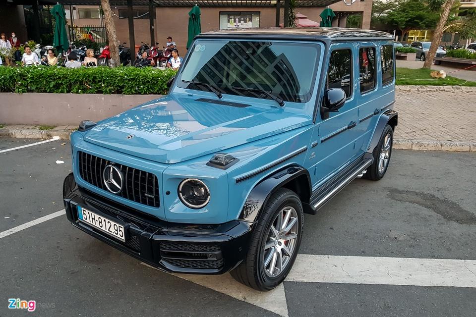 xe sang Mercedes-Benz anh 10