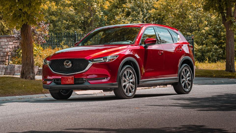 danh gia Mazda CX-5 2020 anh 2