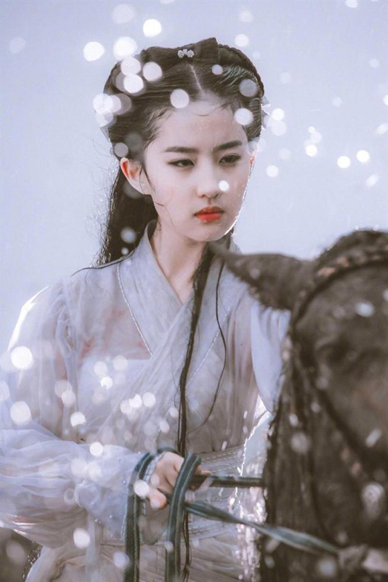 Nhung dien vien Trung Quoc noi tieng chi nho qua dep hinh anh 10