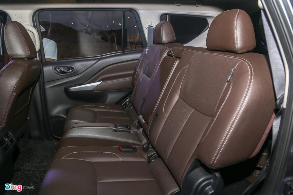 Nissan Terra 7 cho ra mat, gia tuong duong 650 trieu, ve VN dau 2019 hinh anh 12