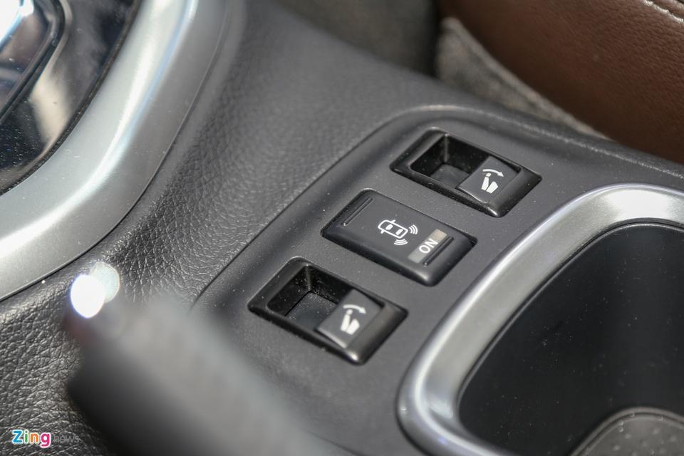 Nissan Terra 7 cho ra mat, gia tuong duong 650 trieu, ve VN dau 2019 hinh anh 11