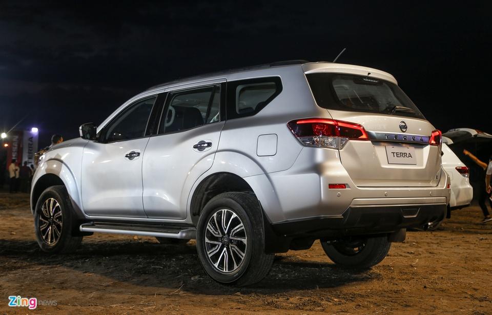 Nissan Terra 7 cho ra mat, gia tuong duong 650 trieu, ve VN dau 2019 hinh anh 5