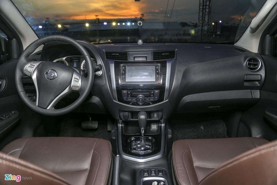 Nissan Terra 7 cho ra mat, gia tuong duong 650 trieu, ve VN dau 2019 hinh anh 9
