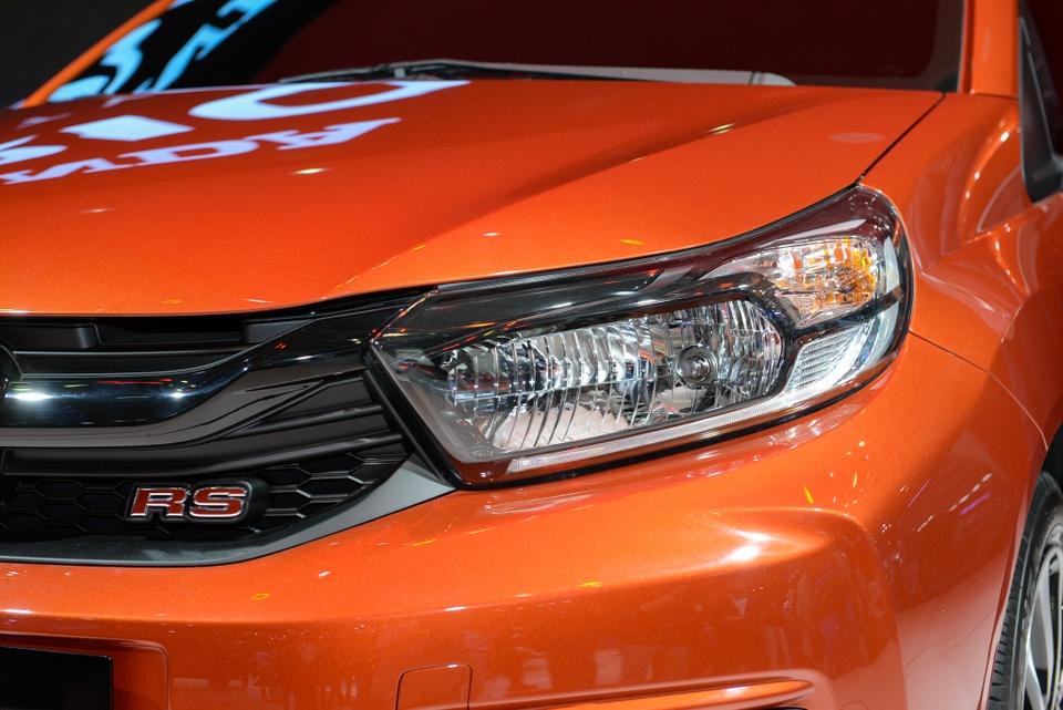 Honda Brio ra mat o VN - doi thu moi cua Hyundai Grand i10 hinh anh 3
