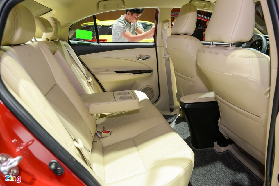 Nen chon mua Nissan Sunny hay Toyota Vios? hinh anh 12