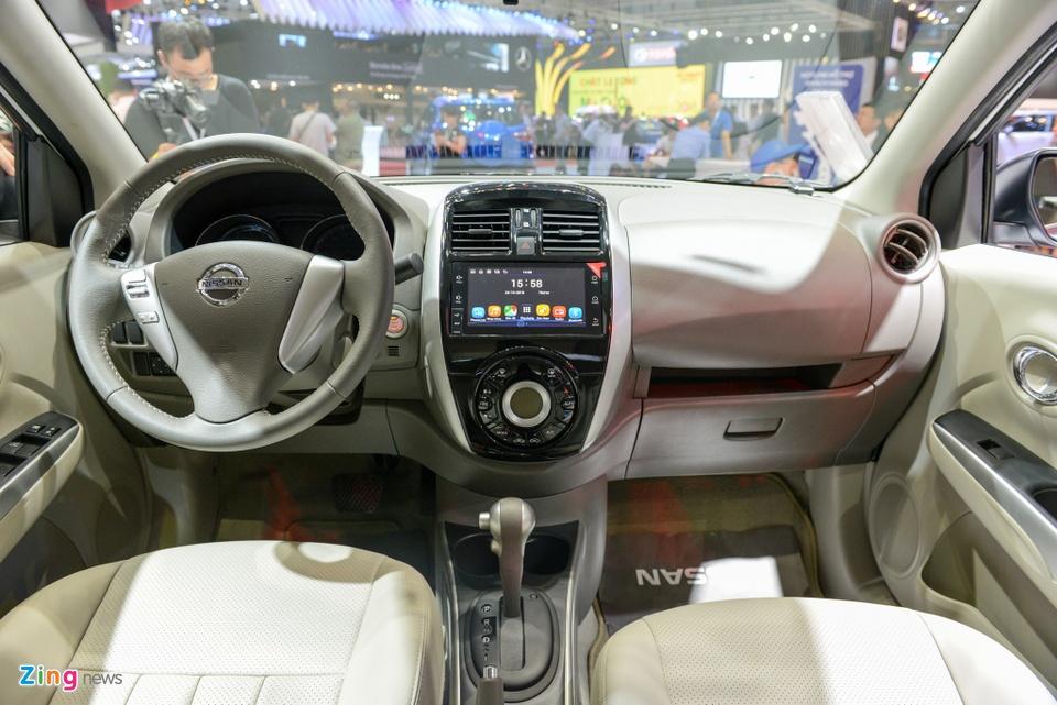 Nen chon mua Nissan Sunny hay Toyota Vios? hinh anh 9