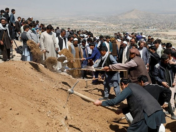 tan cong truong hoc o Afghanistan anh 3
