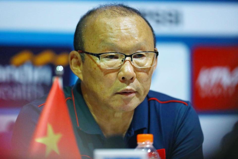 HLV Park Hang-seo: 'Tuyen Viet Nam co the thang Thai Lan, UAE' hinh anh
