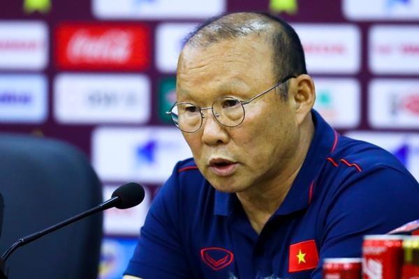 HLV Park tin Cong Phuong se ghi ban vao luoi Thai Lan hinh anh