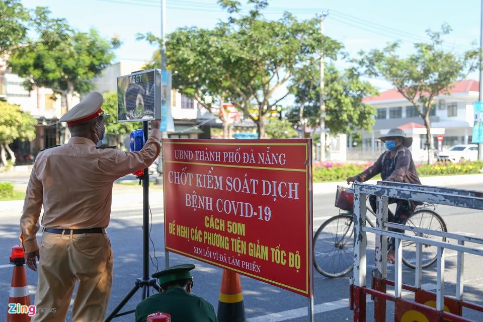 Bi thu Da Nang kiem tra cong tac phong chich anh 2