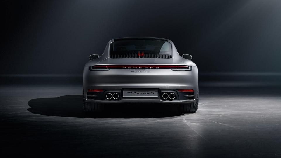 Porsche 911 the he thu 8 ra mat - dong co duoc nang cap ro ret hinh anh 6