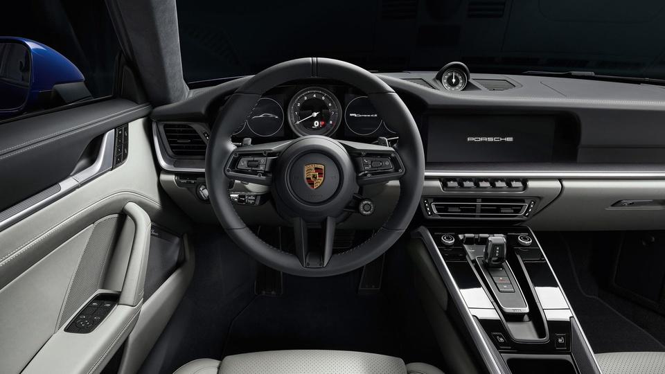 Porsche 911 the he thu 8 ra mat - dong co duoc nang cap ro ret hinh anh 8