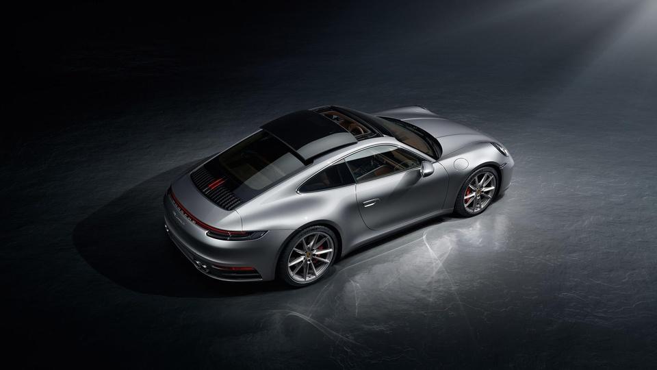 Porsche 911 the he thu 8 ra mat - dong co duoc nang cap ro ret hinh anh 9