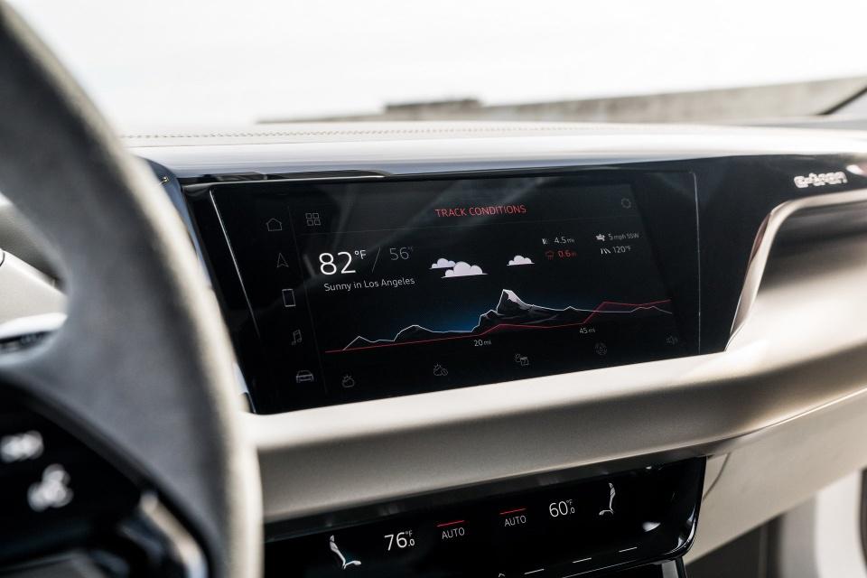 Audi e-tron GT Concept - dep mat, manh me va thong minh hinh anh 8