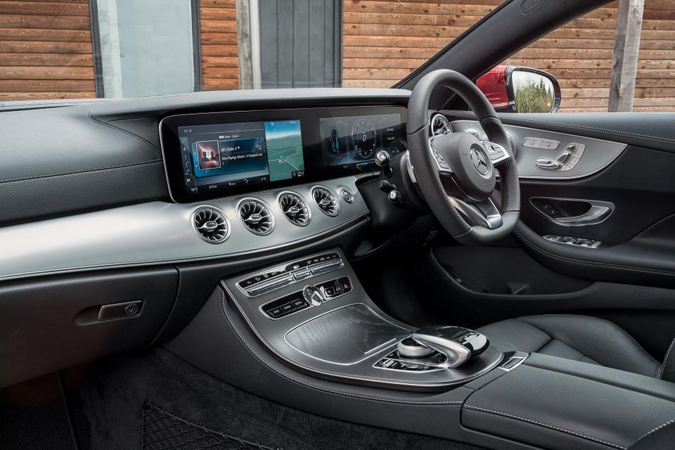 Mercedes-Benz E350 2019 dung dong co hybrid 300 ma luc hinh anh 5