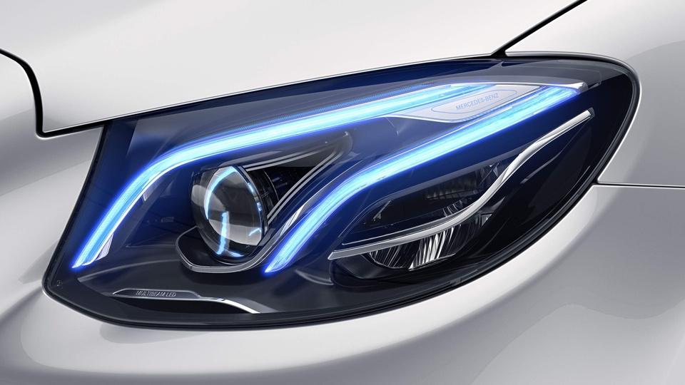 Mercedes-Benz E350 2019 dung dong co hybrid 300 ma luc hinh anh 3