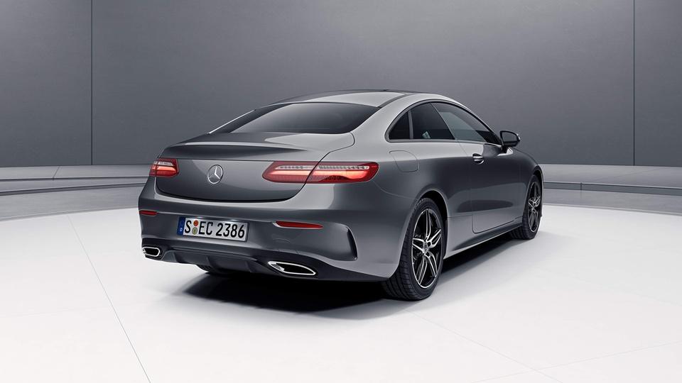 Mercedes-Benz E350 2019 dung dong co hybrid 300 ma luc hinh anh 6