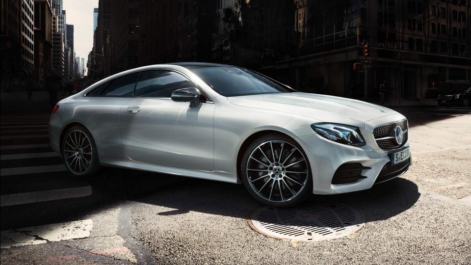 Mercedes-Benz E350 2019 dung dong co hybrid 300 ma luc hinh anh 2