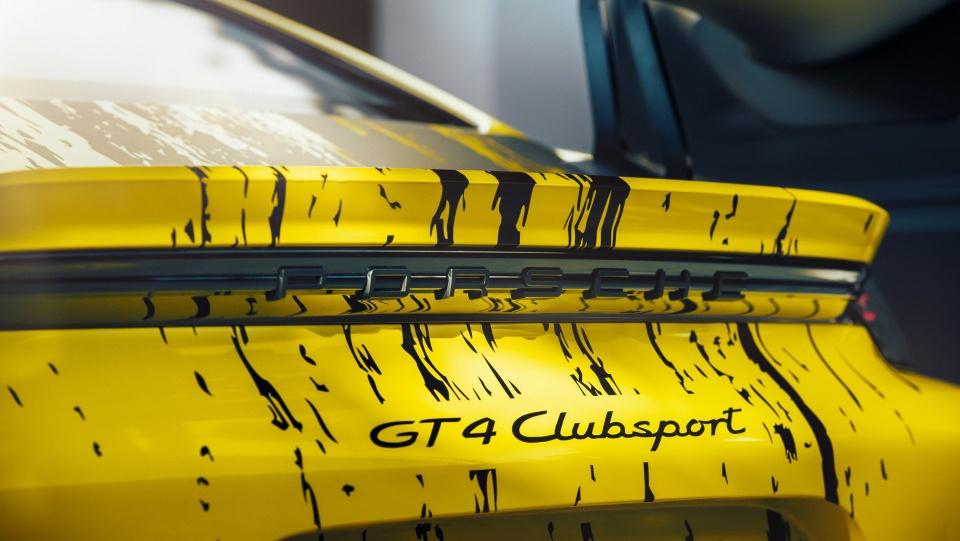 Xe dua Porsche 718 Cayman GT4 Clubsport gia hon 150.000 USD hinh anh 6