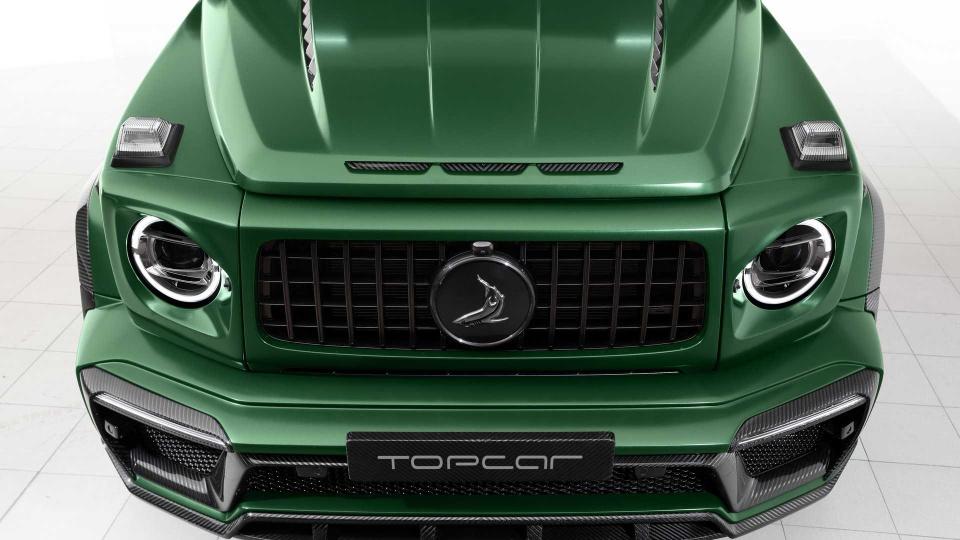 Mercedes-Benz G-Class Inferno xanh bo doi, tang khi dong hoc hinh anh 8