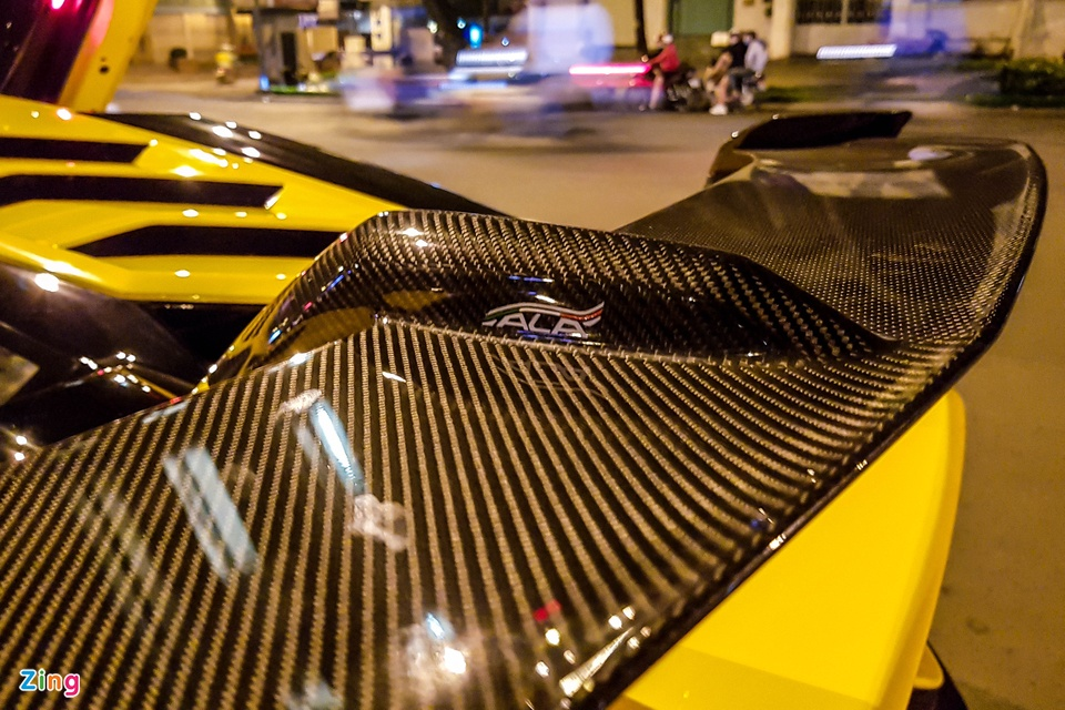 Lamborghini hang doc tai Viet Nam anh 13