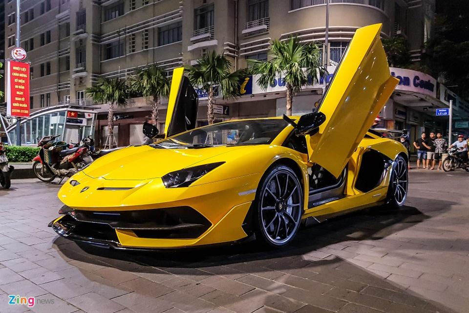 Lamborghini hang doc tai Viet Nam anh 11