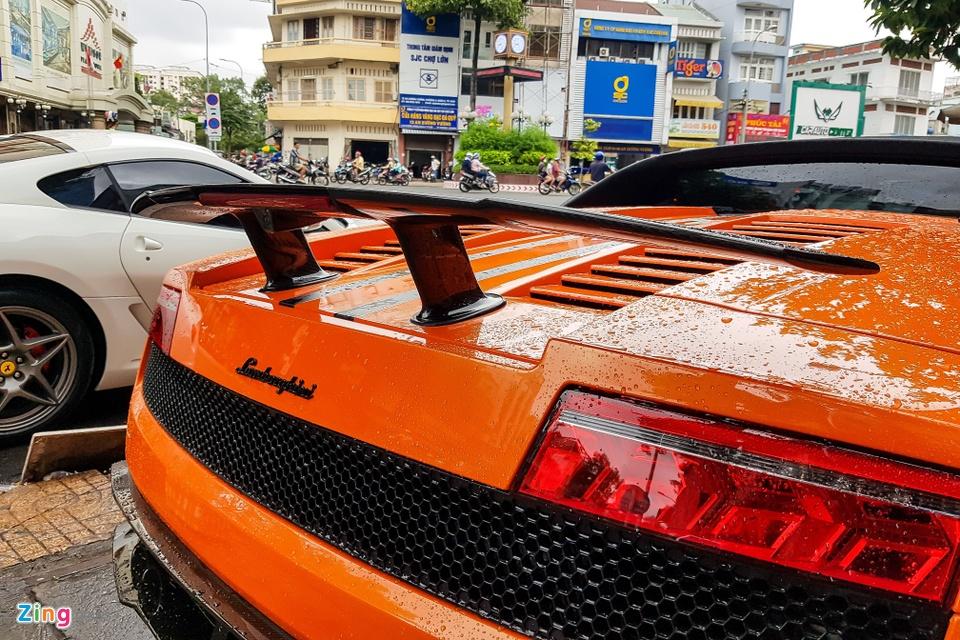 Lamborghini hang doc tai Viet Nam anh 7