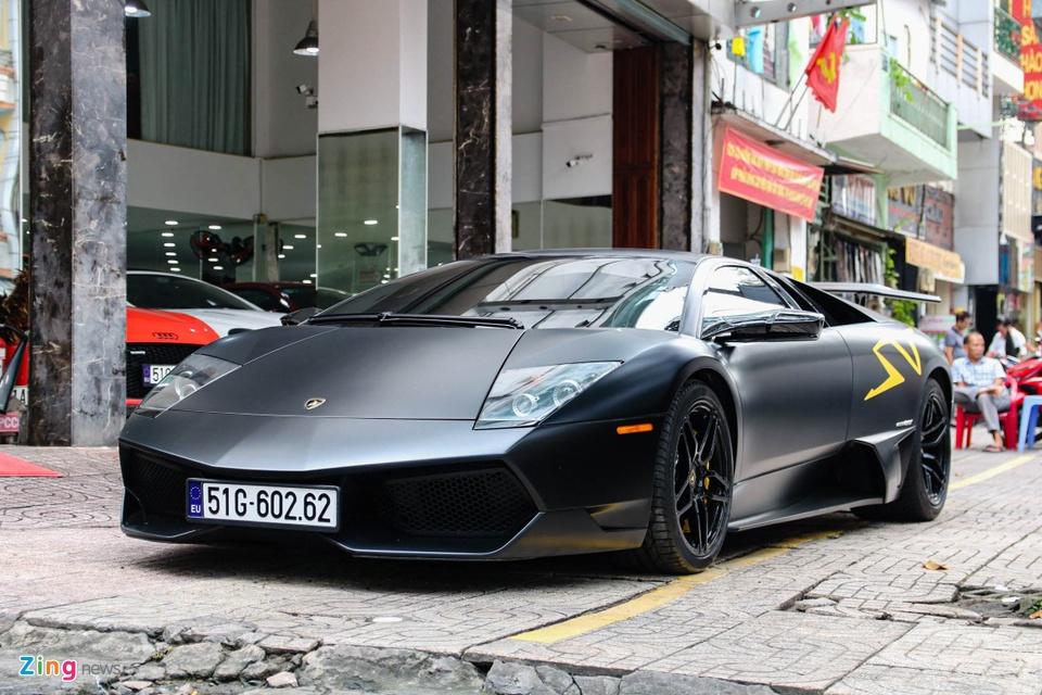 Lamborghini hang doc tai Viet Nam anh 2