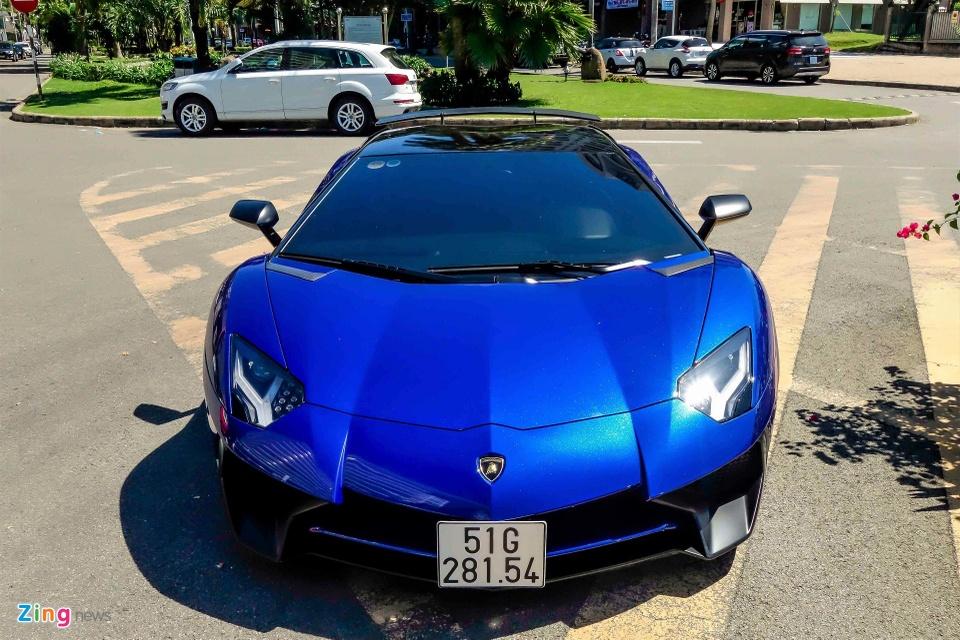 Lamborghini hang doc tai Viet Nam anh 8