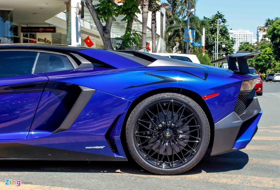 Lamborghini hang doc tai Viet Nam anh 9