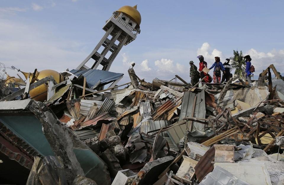 Tham hoa don dap nam 2018, Indonesia chim trong tang thuong hinh anh 7