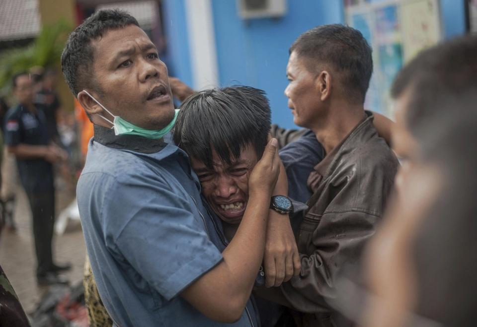 Tham hoa don dap nam 2018, Indonesia chim trong tang thuong hinh anh 2