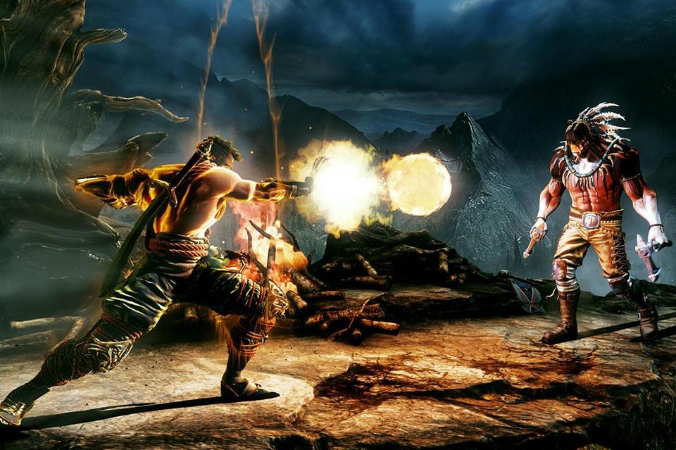 Game Mortal Kombat 11 anh 4