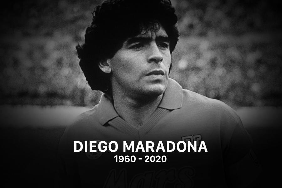 Diego Maradona qua doi o tuoi 60 hinh anh