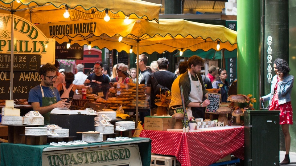 Chợ Borough (London, Anh)