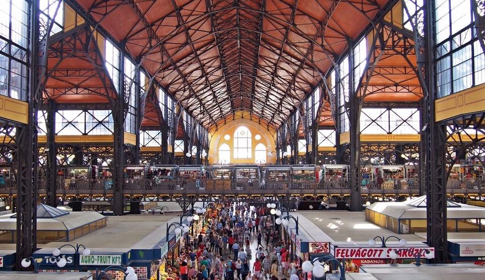 Sảnh Chợ Lớn (Budapest, Hungary)