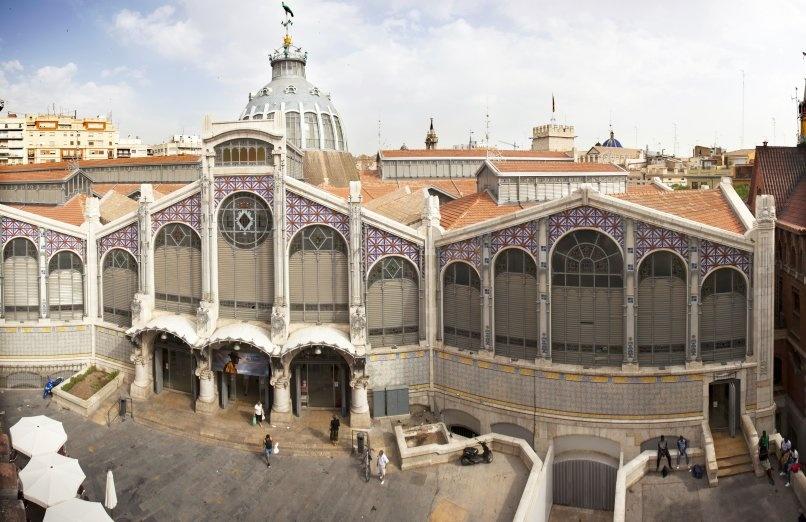 Chợ Trung Tâm (Valencia, Tây Ban Nha)
