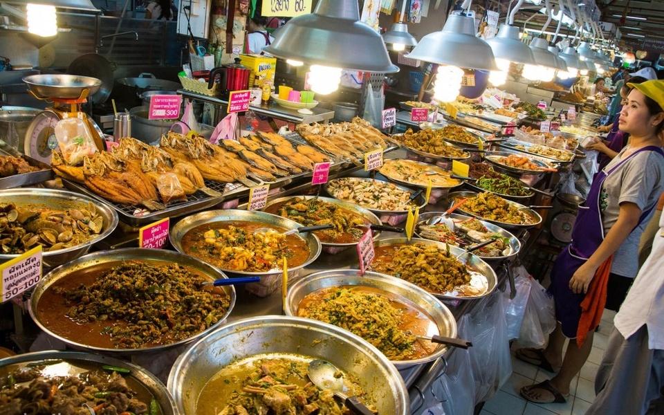 Chợ Or Tor Kor (Bangkok, Thái Lan)