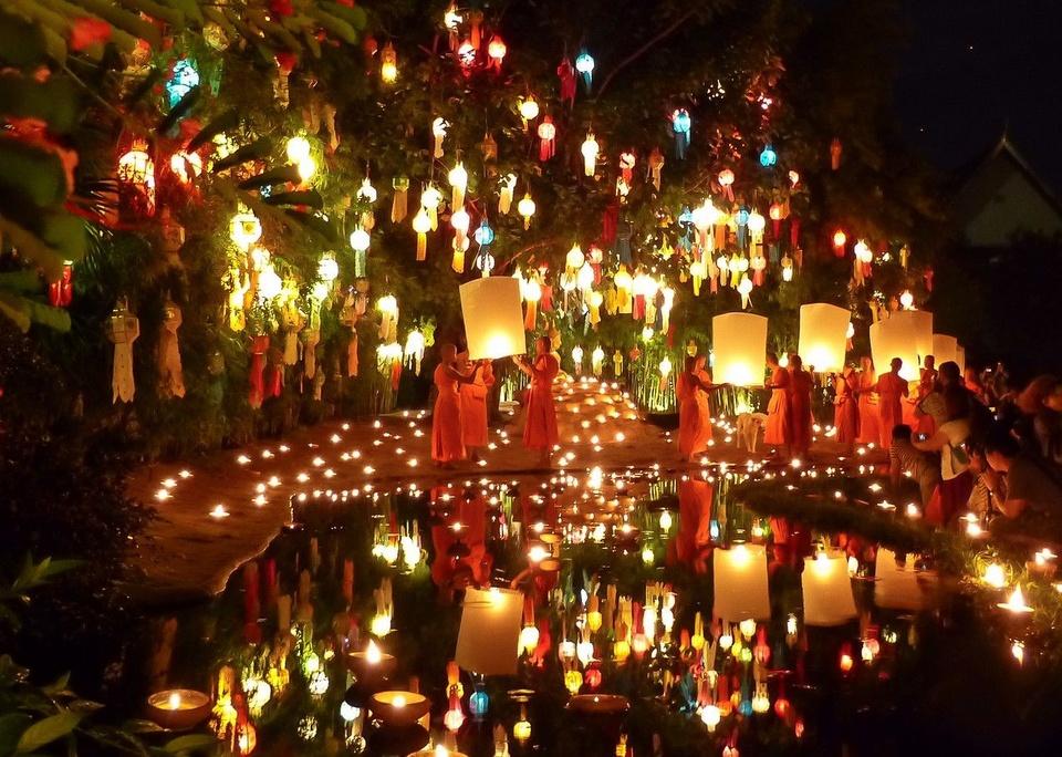 Nhung dieu can biet ve le hoi tha den troi o Chiang Mai hinh anh 6
