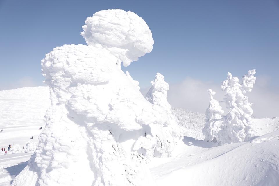 quái vật tuyết