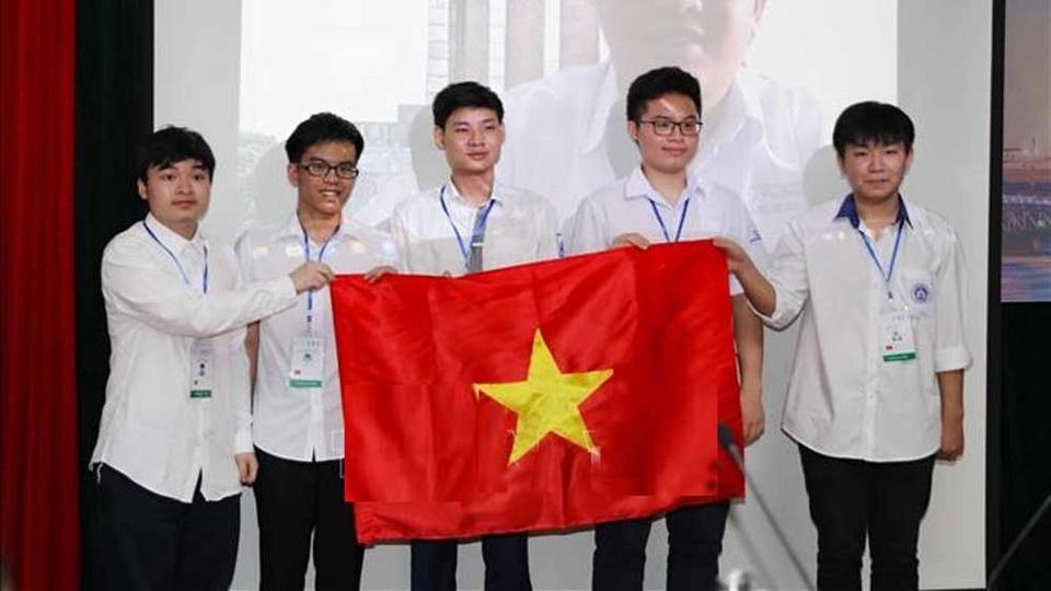 thanh-tich-cua-viet-nam-tai-olympic-toan-quoc-te-12-nam-qua