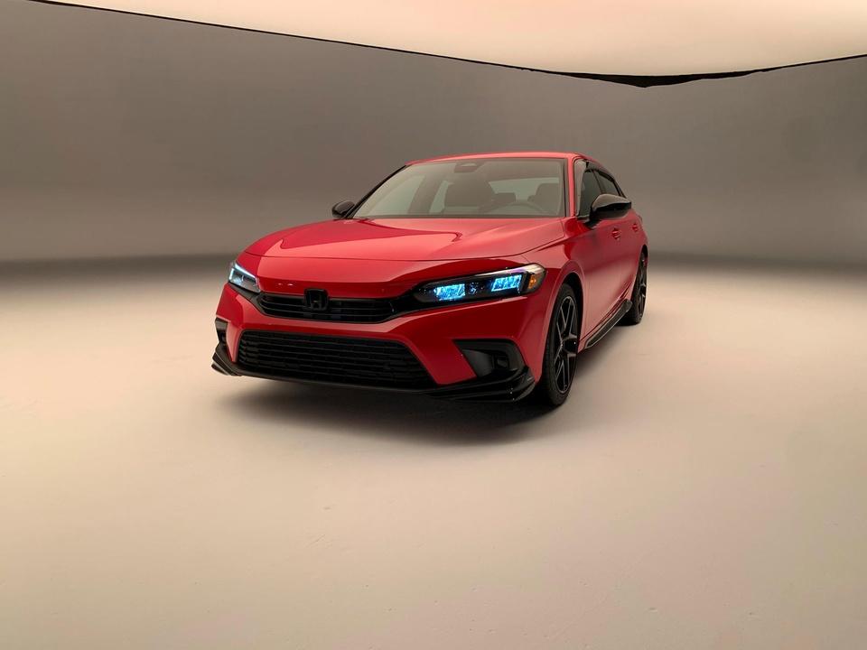 Honda Civic 2022 chinh thuc ra mat anh 5
