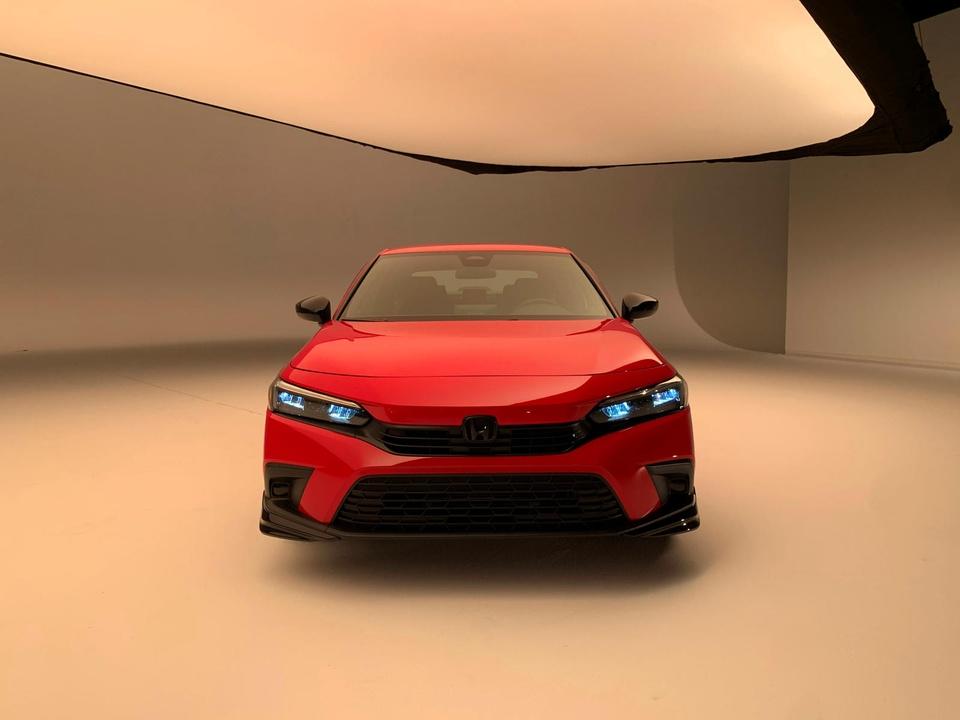 Honda Civic 2022 chinh thuc ra mat anh 4