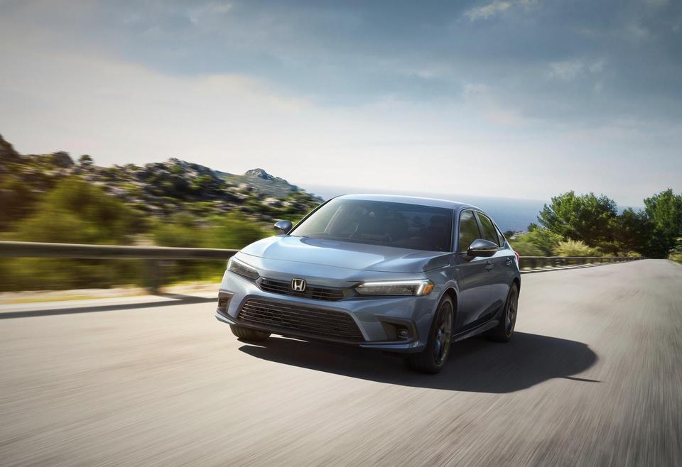 Honda Civic 2022 chinh thuc ra mat anh 14