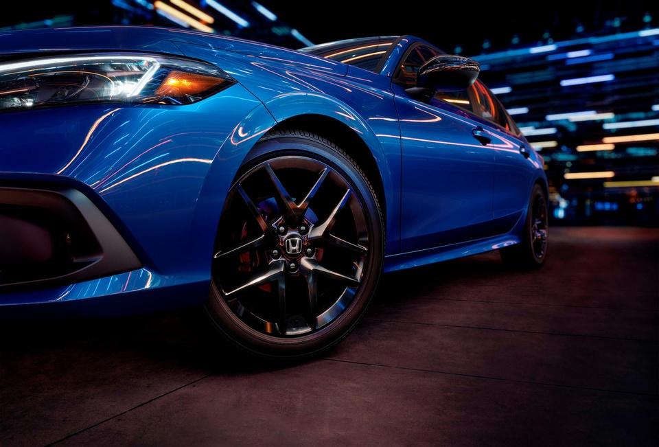 Honda Civic 2022 chinh thuc ra mat anh 16