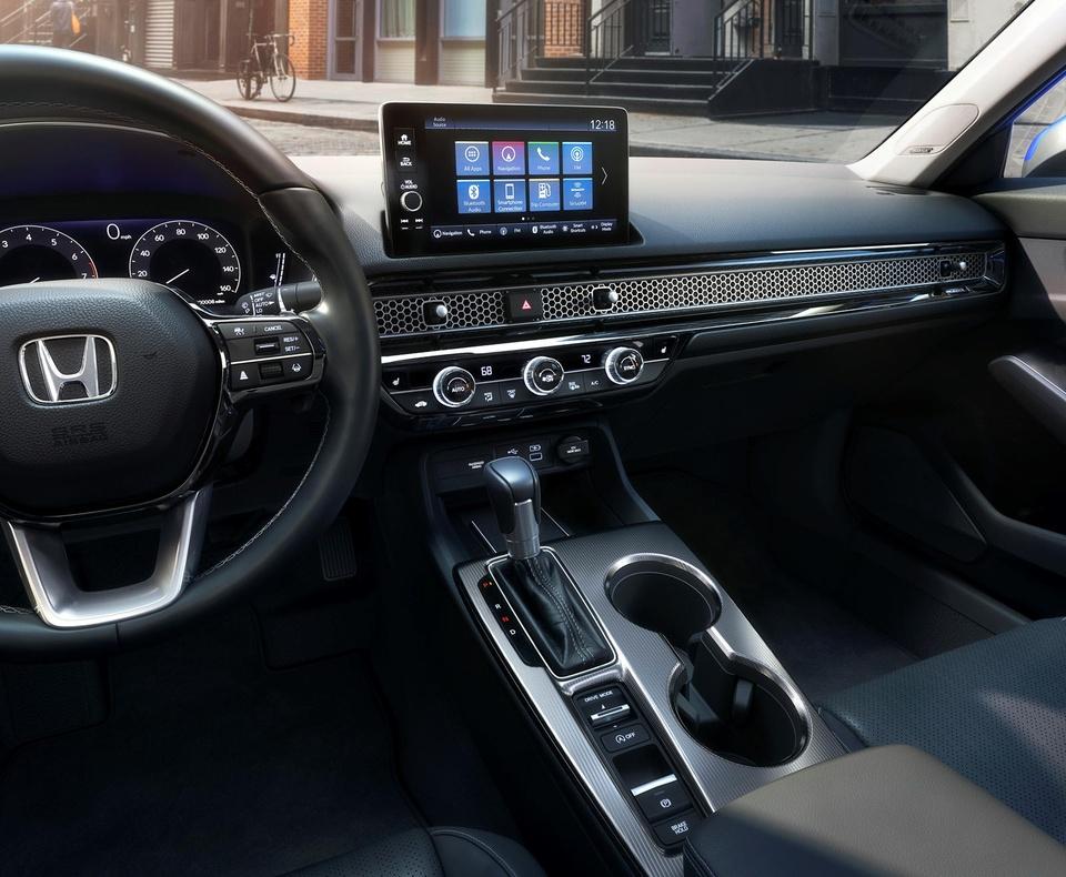 Honda Civic 2022 chinh thuc ra mat anh 10