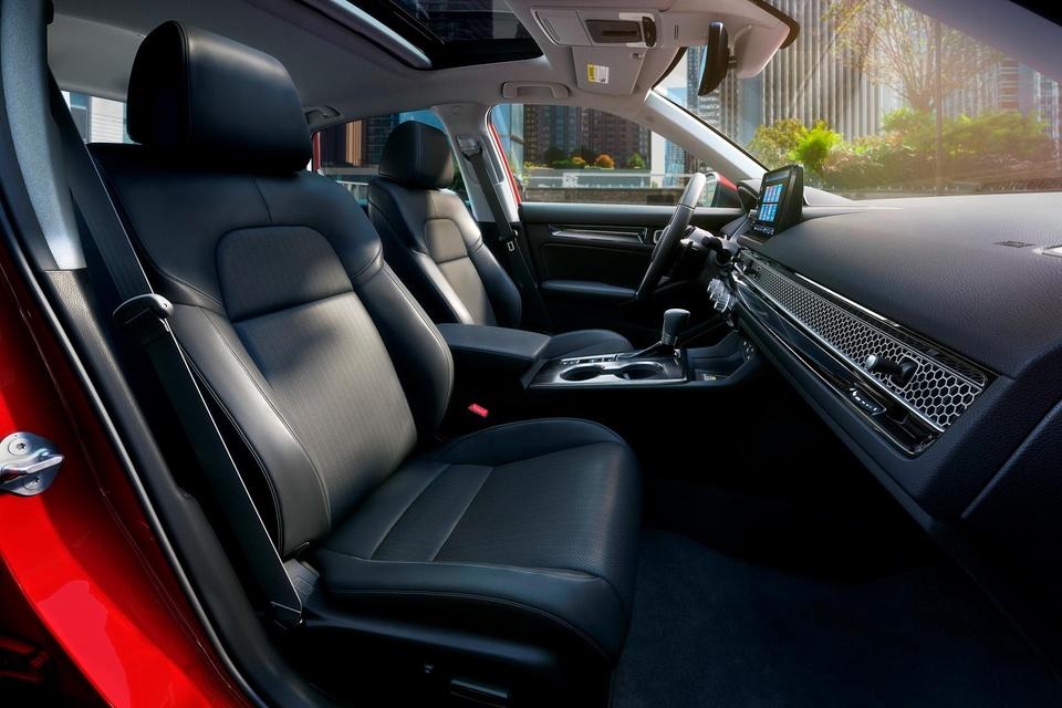 Honda Civic 2022 chinh thuc ra mat anh 9