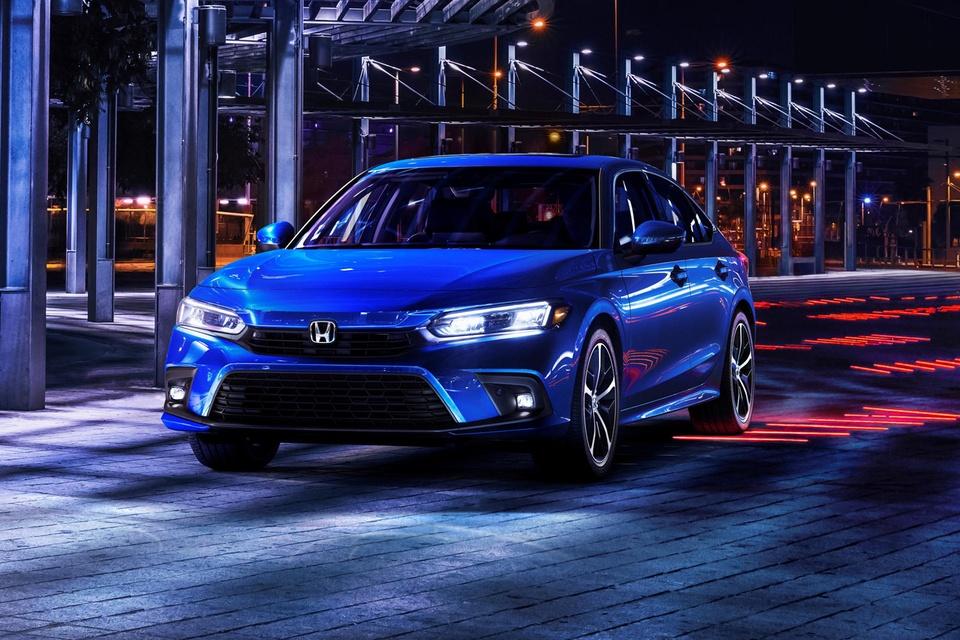 Honda Civic 2022 chinh thuc ra mat anh 13