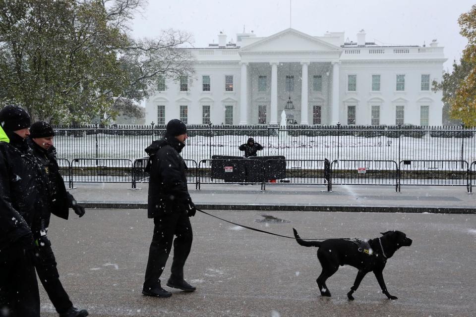 Washington D.C. don dot tuyet dau mua lon nhat trong 30 nam hinh anh 7